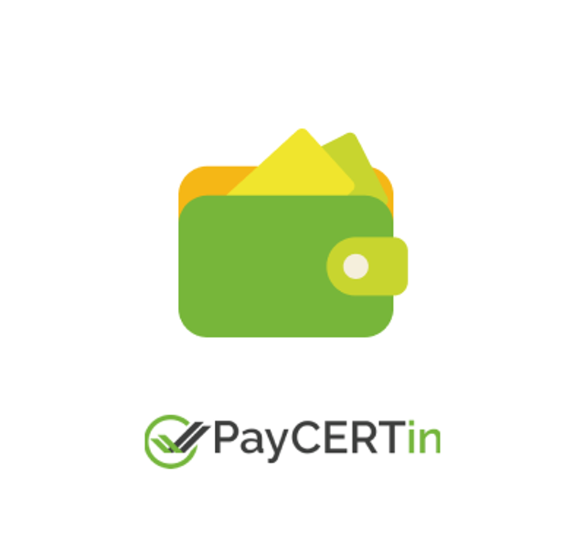 Picture of PayCERTin
