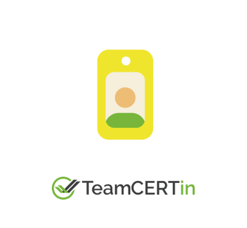 Picture of TeamCERTin